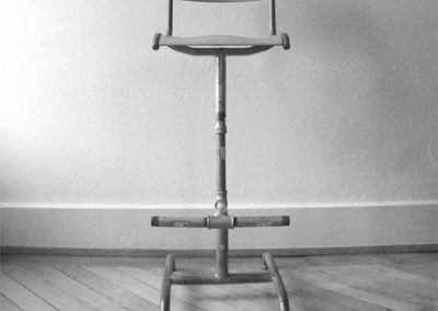 bar stool - front