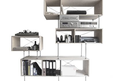 box shelf - ensemble 1